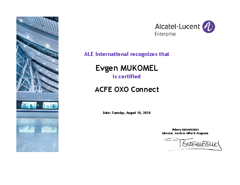 Alcatel-Lucent OmniPCX Office