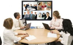 Обладнання для відеоконференцій