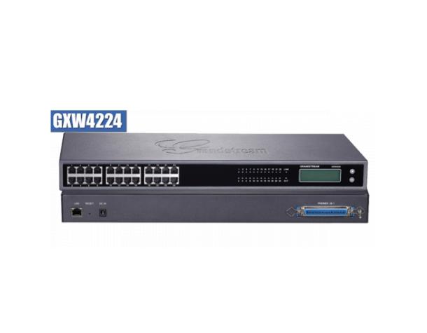 Аналоговый голосовой шлюз Grandstream GXW4224
