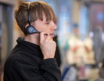 IP-Телефон Alcatel-Lucent ALE-30