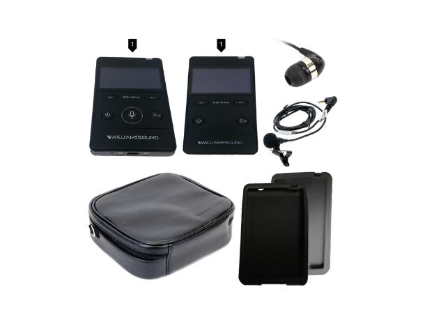 Персональная система коммуникации WilliamsAV Digi-Wave (DWS PCS 3 400 RCH)