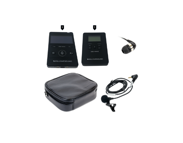 Персональная система коммуникации WilliamsAV Digi-Wave (DWS PCS 1 400 ALK)