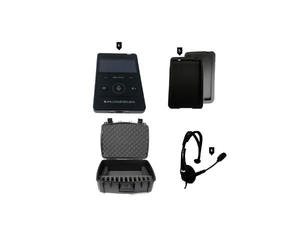 Беспроводная переговорная система Digi-Wave (DWS COM 6 400)