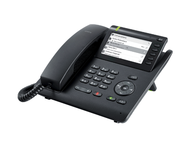 IP-Телефон UNIFY OpenScape Desk Phone CP600E (SIP & HFA)