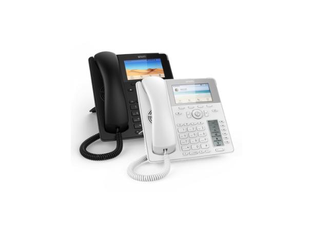 IP-телефон Snom D785 (Черный/Белый)
