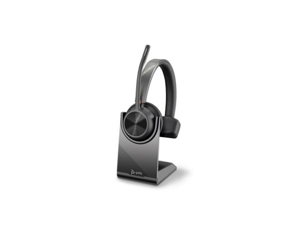 Гарнитура Poly VOYAGER 4310 UC, +CHARGE STAND (USB-A)