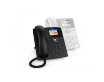 IP-телефон Snom D735 (Черный/Белый)