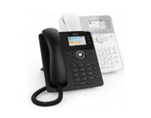 IP-телефон Snom D717 (Черный/Белый)
