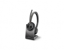 Гарнитура Poly VOYAGER 4320 UC, +CHARGE STAND (USB-A)