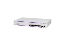Коммутатор Alcatel-Lucent OS2220-P8: WebSmart Gigabit 1RU 8 PoE 10/100/1G